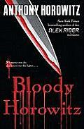 Bloody Horowitz (Alex Rider Adventures) Cover