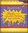 Charlie & the Chocolate Factory pop up
