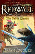 Redwall #21: The Sable Quean Cover