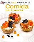 Comida Para Fiestas = Party Food (Cocina Facil Internacional)