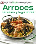 Cocina Facil Internacional -Arroces (Rice, Grains and Pulses)