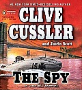 The Spy (Isaac Bell Adventures) Cover