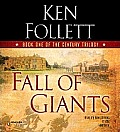 Fall of Giants (Abridged) Cover