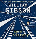 Zero History Cover