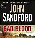 Bad Blood (Virgil Flowers) Cover