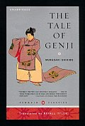 The Tale of Genji: Penguin Classics Deluxe Edition Cover