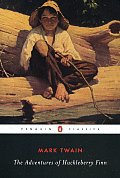 The Adventures of Huckleberry Finn (Penguin Classics) Cover