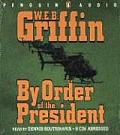 By Order of the President Abridged CD (Abridged) Cover