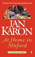 At Home in Mitford (Mitford Years) Cover