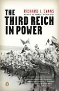 The Third Reich in Power Cover