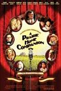 Prairie Home Companion Movie Tie In