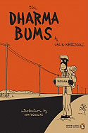 The Dharma Bums (Penguin Classics Deluxe Edition) Cover