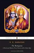 The Ramayana: A Shortened Modern Prose Version of the Indian Epic (Penguin Classics) Cover