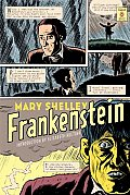 Frankenstein: Or the Modern Prometheus (Penguin Classics Deluxe Edition) Cover