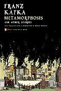 Metamorphosis and Other Stories (Penguin Classics Deluxe Edition) Cover