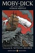 Moby-Dick: Or, the Whale (Penguin Classics Deluxe Editions) Cover