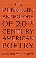 The Penguin Anthology of 20th Century American Poetry Cover