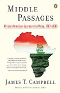 Middle Passages: African American Journeys to Africa, 1787-2005 Cover