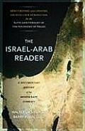 Israel Arab Reader A Documentary History of the Middle East Conflict