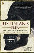 Justinian's Flea: The First Great Plague and the End of the Roman Empire Cover