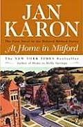 At Home in Mitford (Large Print) (Mitford Years) Cover