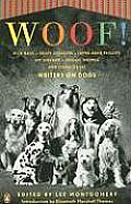 Woof!: Writers on Dogs Cover