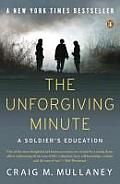 The Unforgiving Minute: A Soldier's Education Cover