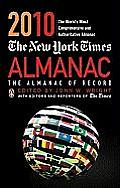 The New York Times Almanac: The Almanac of Record (New York Times Almanac)