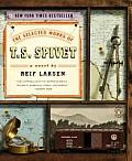 The Selected Works of T. S. Spivet Cover