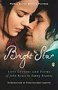 Bright Star: Love Letters and Poems of John Keats to Fanny Brawne Cover