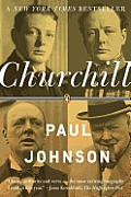 Churchill by Paul Johnson