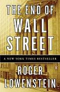 The End of Wall Street Cover