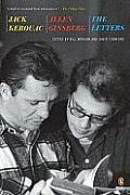 Jack Kerouac and Allen Ginsberg: The Letters Cover