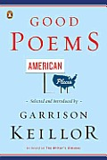 Good Poems, American Places Cover