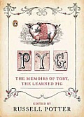 Pyg: The Memoirs of Toby, the Learned Pig Cover