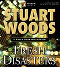 Fresh Disasters: A Stone Barrington Novel (Stone Barrington Novels) Cover