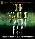 Phantom Prey (Abridged) Cover