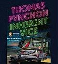 Inherent Vice (Abridged) Cover