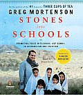 Stones Into Schools: Promoting Peace with Books, Not Bombs, in Afghanistan and Pakistan Cover