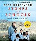 Stones Into Schools Unabridged
