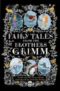 Fairy Tales from the Brothers Grimm Deluxe Hardcover Classic