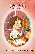 Helen Keller: A Light for the Blind (Women of Our Time)