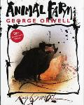 Animal Farm 50th Anniversary Edition Cover