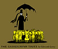 The Gashlycrumb Tinies: Or, After the Outing Cover
