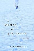 Woman in Jerusalem