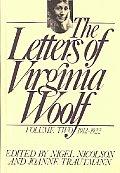 Letters Of Virginia Woolf Volume 2 1912 1922