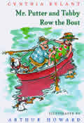 Mr Putter & Tabby Row the Boat