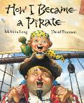 How I Became a Pirate Cover