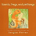 Lizards Frogs & Polliwogs Poems & Painti