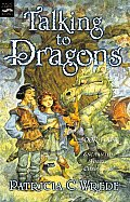 Enchanted Forest Chronicles #0004: Talking To Dragons by Patricia C. Wrede